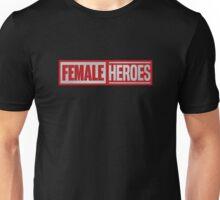 AKA Superheroines Unisex T-Shirt