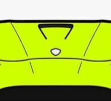 Koenigsegg Agera Sticker Sticker