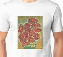 """""""Flowers for You"""" Unisex T-Shirt"""