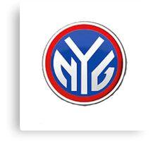 New York Football Giants Canvas Print