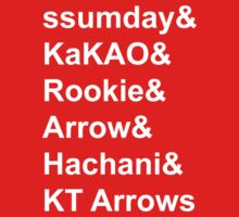 KT Arrows by Attack