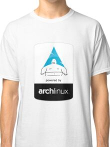 Powered By Arch Linux Classic T-Shirt