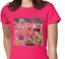 Embrace Beauty Womens Fitted T-Shirt