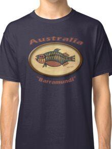 Australia-Barramundi Classic T-Shirt
