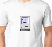8 bit Macintosh Unisex T-Shirt