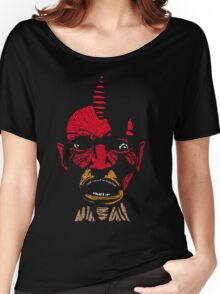 angry boy Women's Relaxed Fit T-Shirt