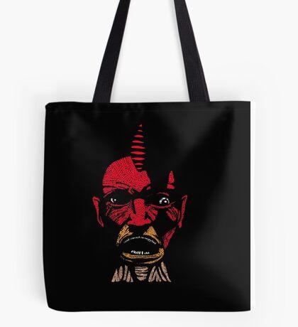 angry boy Tote Bag