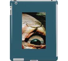 Feels Like I Gotta Lil' Sumthin' In My Eye! iPad Case/Skin