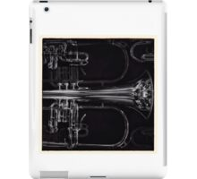 Music concept iPad Case/Skin