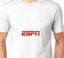 Espn Logo Unisex T-Shirt