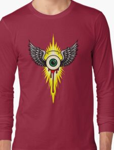 Winged Eye Long Sleeve T-Shirt