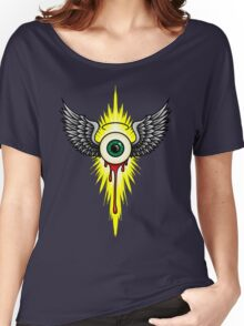 Winged Eye Women's Relaxed Fit T-Shirt