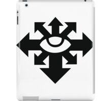 Black Legion iPad Case/Skin