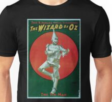 Performing Arts Posters Fred R Hamlins musical extravaganza The wizard of Oz 2790 Unisex T-Shirt