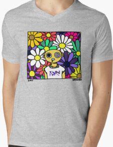 DMT Mens V-Neck T-Shirt