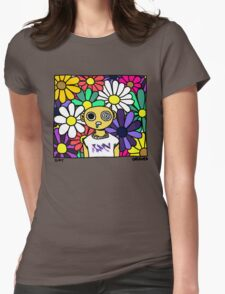 DMT Womens Fitted T-Shirt