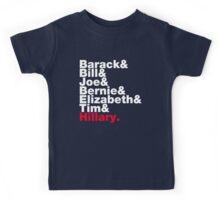 Democrats Helvetica Kids Tee