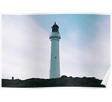 Split Point Lighthouse in Aireys Inlet. Poster
