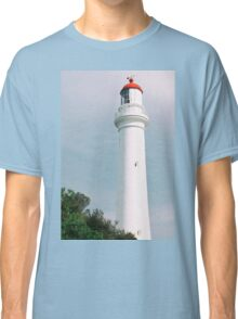 Split Point Lighthouse in Aireys Inlet. Classic T-Shirt