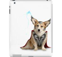 Thorgi, God of Thunder! iPad Case/Skin