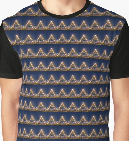Carnival rides  Graphic T-Shirt