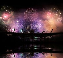 Celebrating a Legend  by J Biggadike