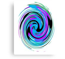 EjProject - Psychedelic 007 Canvas Print