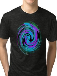 EjProject - Psychedelic 007 Tri-blend T-Shirt