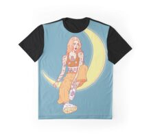 The Moon Girl Graphic T-Shirt