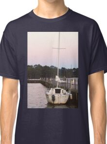 Waiting at the Dock Classic T-Shirt