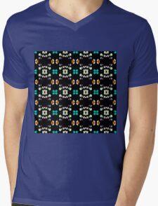 Stadium Lights Mens V-Neck T-Shirt