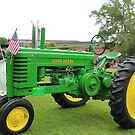 Patriotic Deere by WeeZie