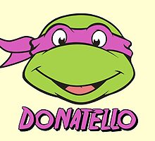 Donatello by husavendaczek