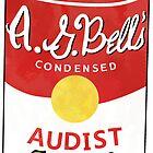 A.G. Bell's Audist Soup by sasspar