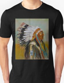 Brule-Sioux Chief Unisex T-Shirt
