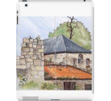 Derelict building, Skye iPad Case/Skin