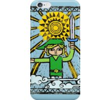 The Legend of Zelda - Link's History by AronGilli iPhone Case/Skin