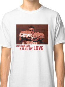 KO'ed By Love Classic T-Shirt