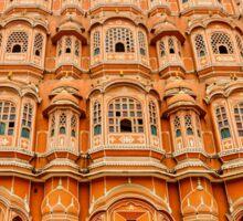 Hawa Mahal - Jaipur, Rajasthan, India Sticker