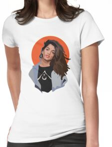 M.I.A Womens Fitted T-Shirt