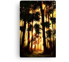 The Forest II Canvas Print