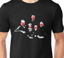 """r"" Unisex T-Shirt"