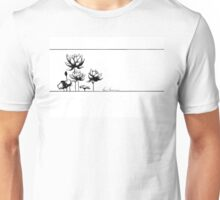 Lilies In Bloom Unisex T-Shirt