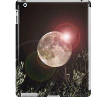 Super Moon August 2014 iPad Case/Skin