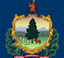 Vermont Flag Sticker
