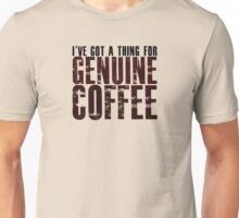 GENUINE COFFEE Unisex T-Shirt