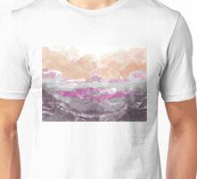 Watercolour Sunset Unisex T-Shirt