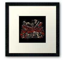 Scoobies Framed Print