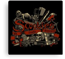 Scoobies Canvas Print