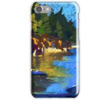 Belcarra. Yellow Reflections iPhone Case/Skin
